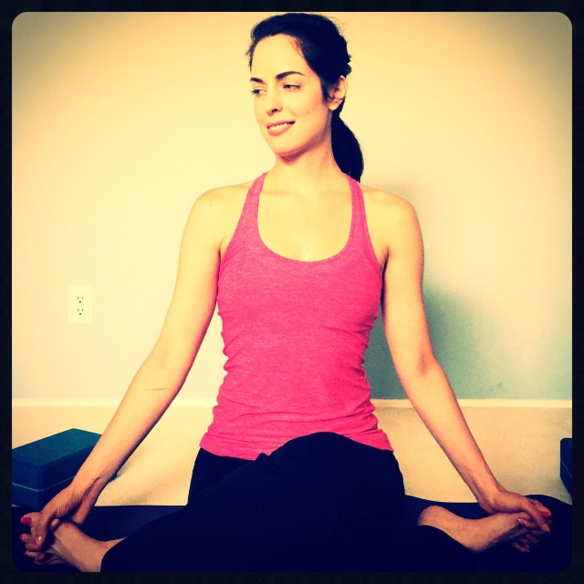 5 Yoga Postures to Shift the Energy of Anxiety - Health Coach Angela Watson Robertson