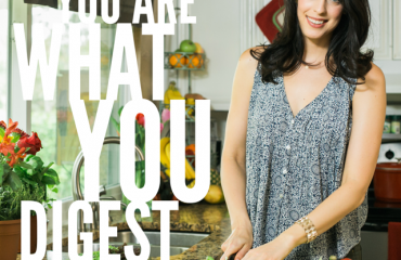 You Are What You Digest Not What You Eat - Health Coach Angela Watson Robertson