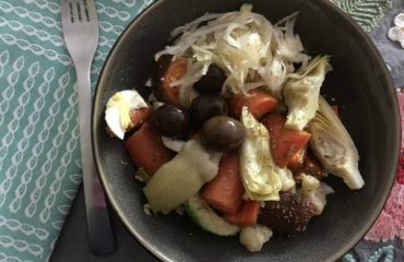 Veggie Bowl Recipe - Health Coach Angela Watson Robertson